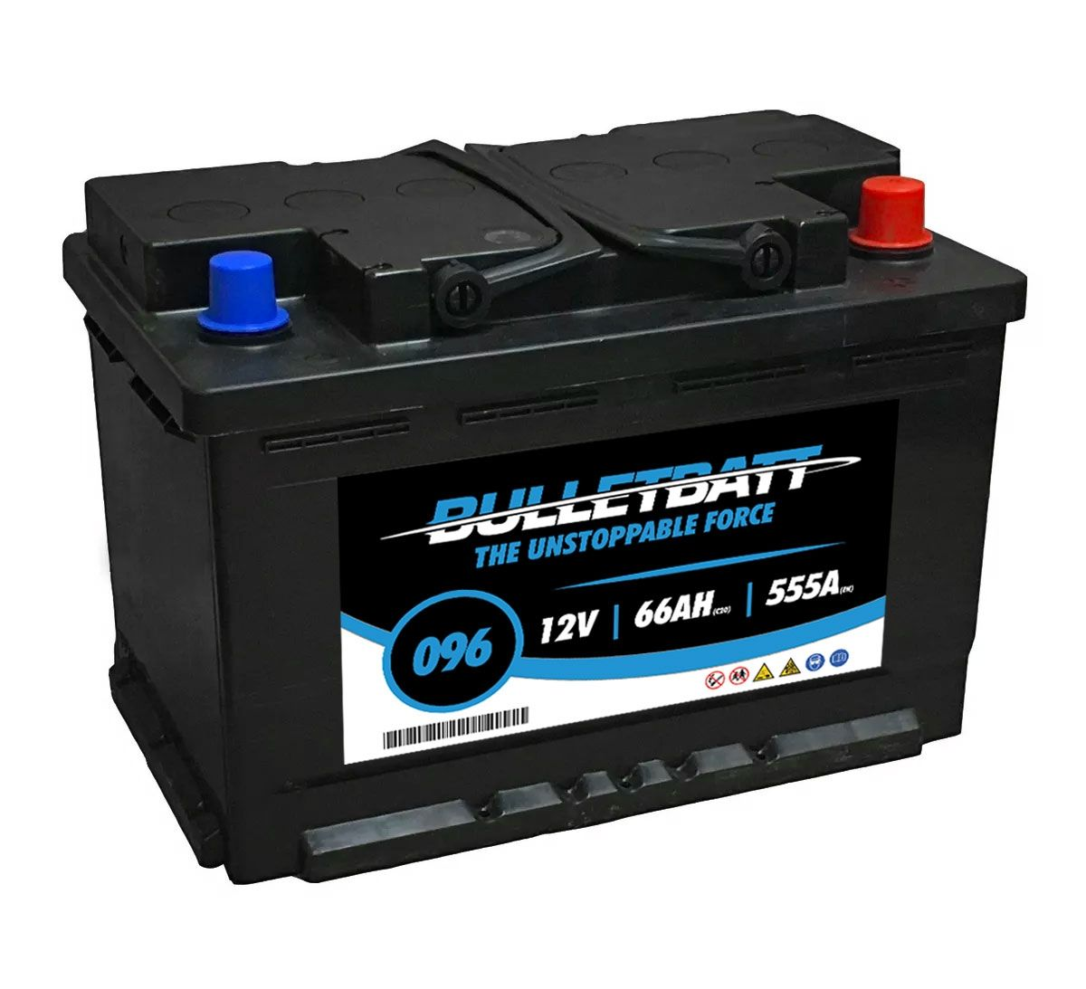 096 Powerline Batterie de Voiture 12V