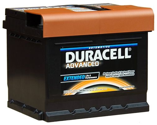 Duracell Car Battery Review >> Da44 Duracell Advanced Car Battery 12v 44ah 063 Da 44