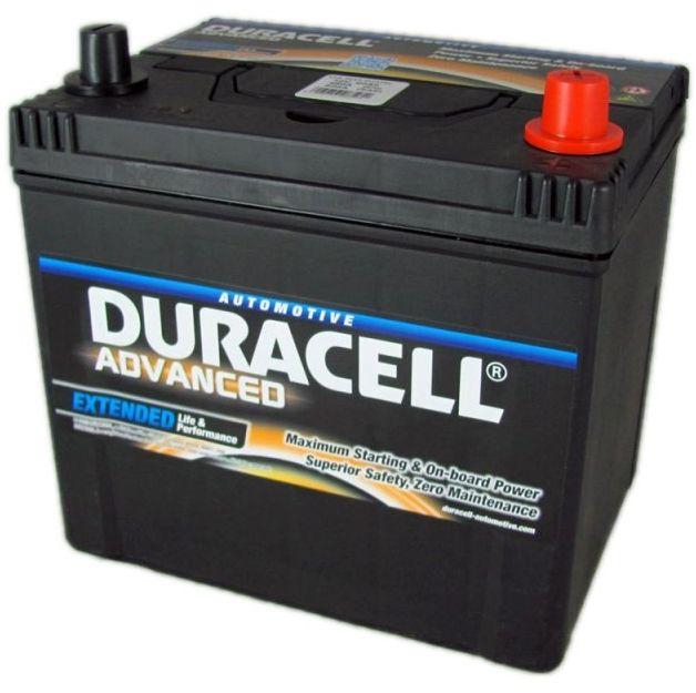 DA60 Duracell Advanced Batterie De Voiture 12V 60Ah (005L