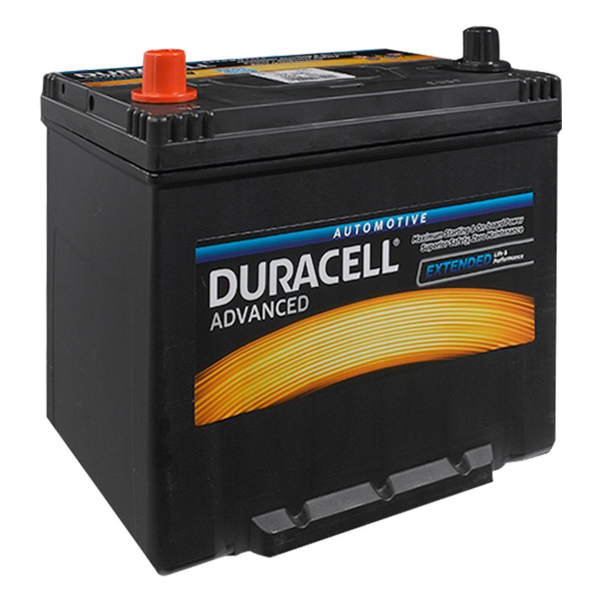 Duracell Car Battery Review >> Da70l Duracell Advanced Car Battery 12v 70ah 069 Da 70l