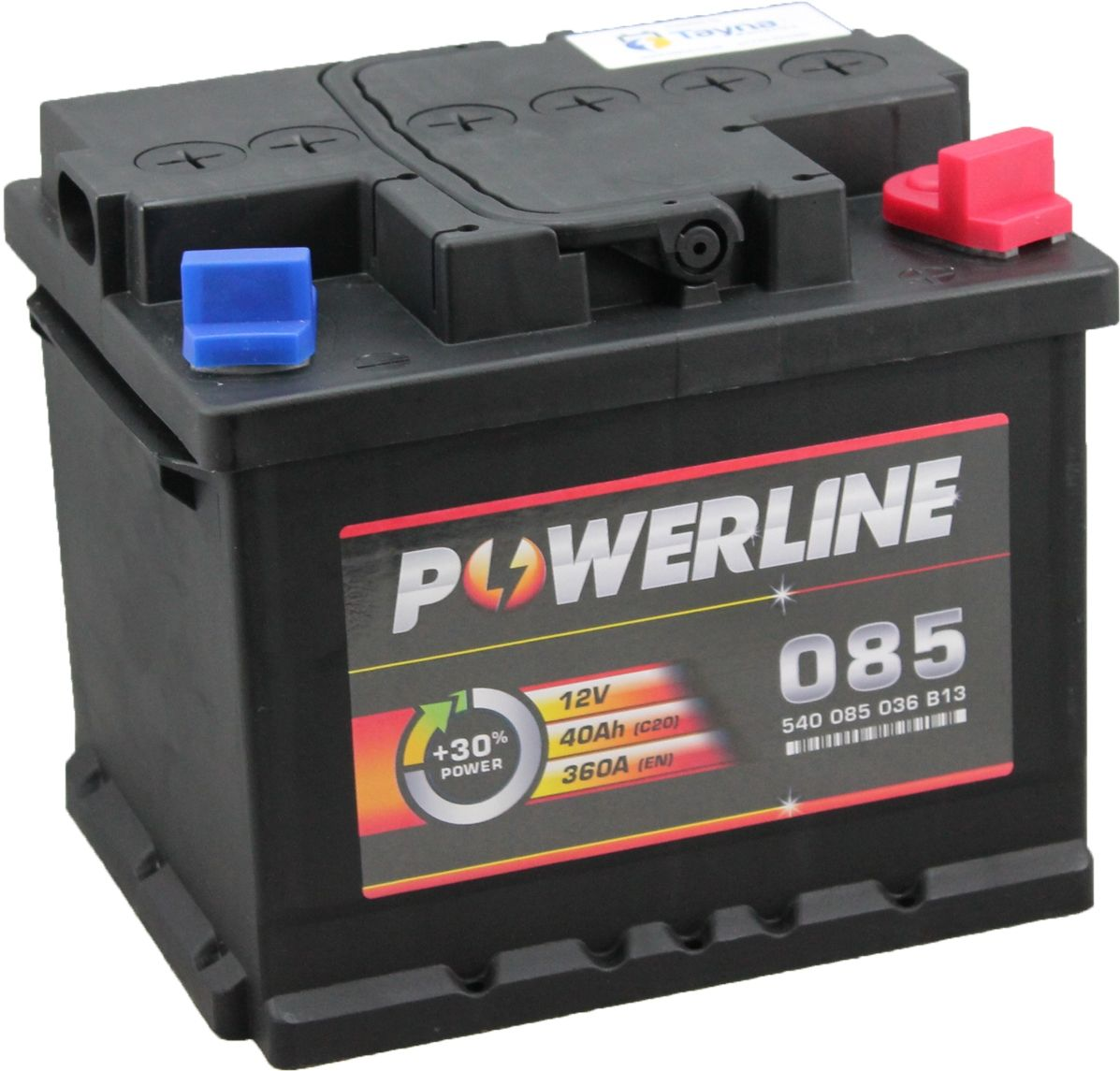 085 FORD CORTINA BATTERY