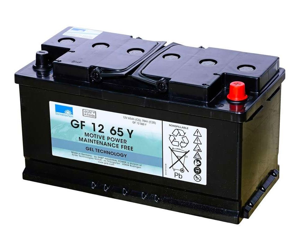 GF1265Y // GF 12 65 Y Sonnenschein Battery