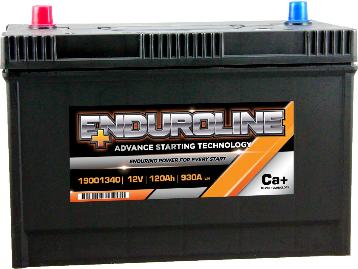 088 Enduroline Batterie De Voiture 75Ah