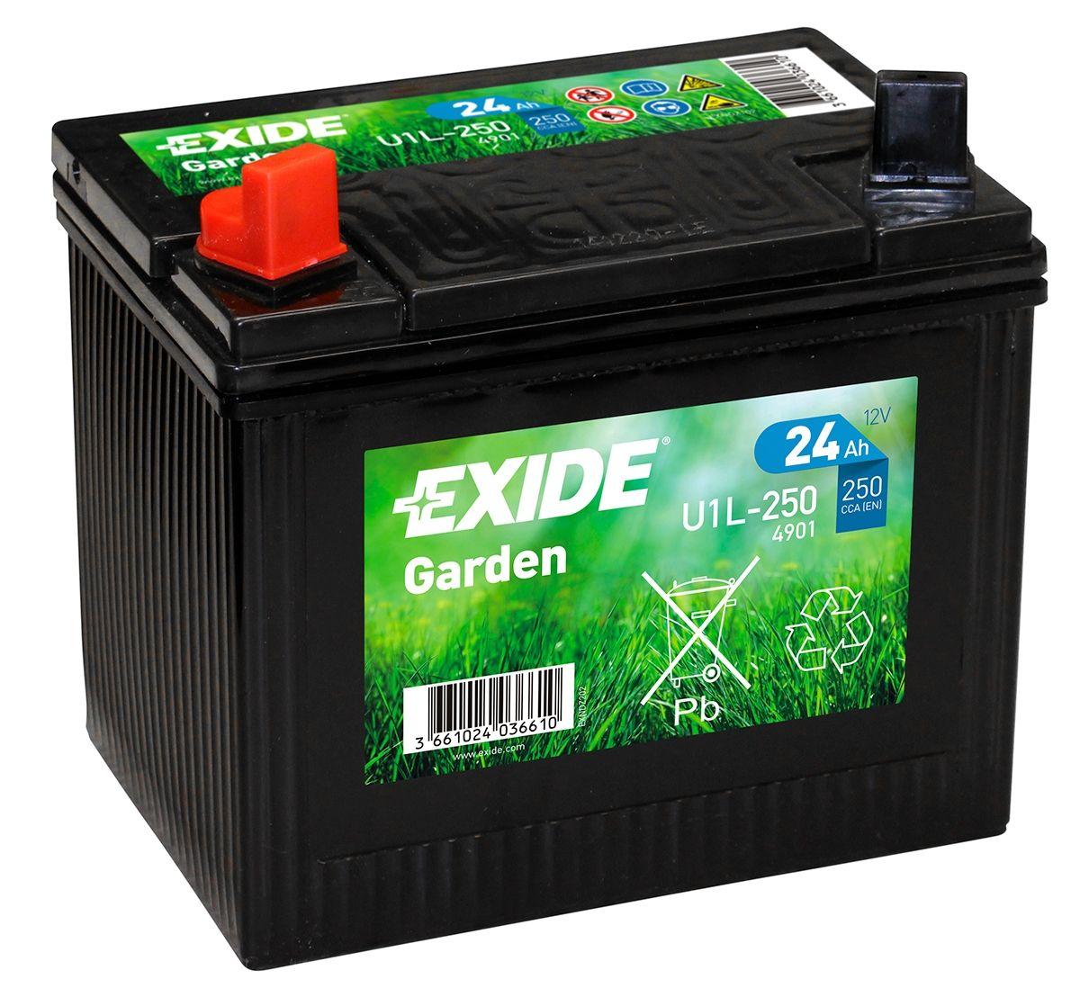 51913 Lawnstar Lawnmower Battery 12V