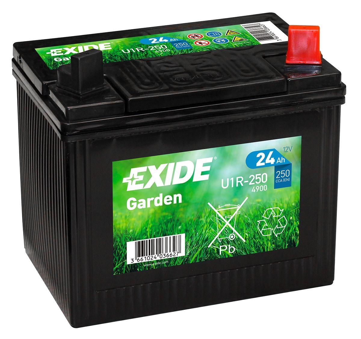 Avec Expédition Rapide 12V Enduroline 895 Batterie de Tondeuse
