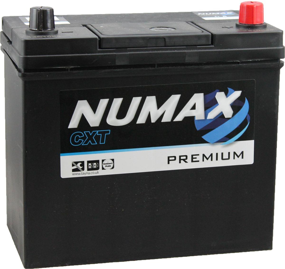 009L Numax Car Battery 12V 55AH