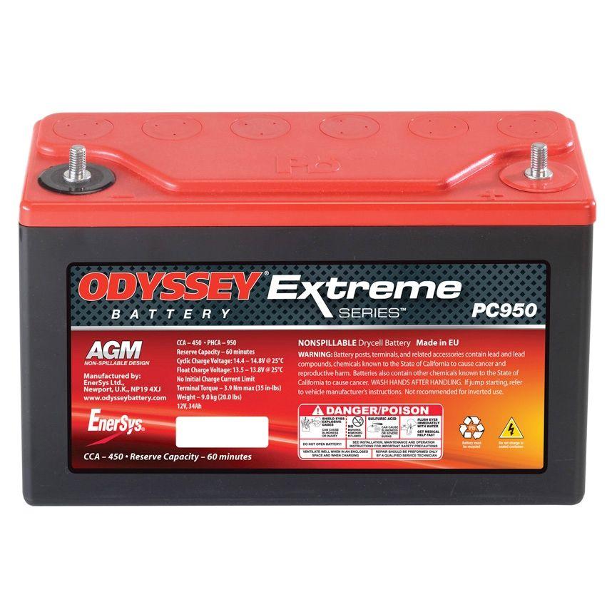 Odyssey Extreme 30 Battery - PC950