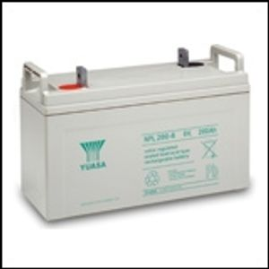 Yuasa NPL200-6 NPL-Series - Valve Regulated Lead Acid Battery