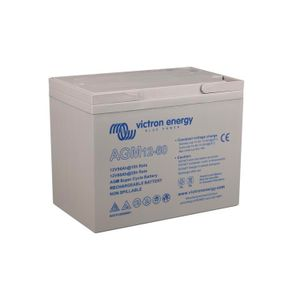 Victron Energy AGM Deep Cycle Battery 12V 60Ah BAT412060081