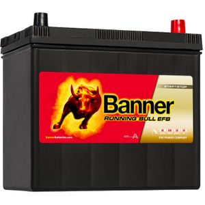 048 EFB Banner Running Bull Car Battery (55515)