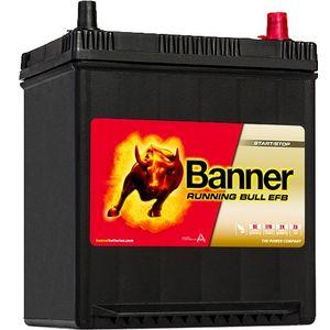 054 EFB Banner Running Bull Car Battery (53815)