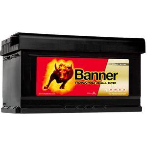 110 EFB Banner Running Bull Car Battery (57512)