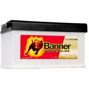 115 EFB Banner Running Bull Car Battery (58011/58511)