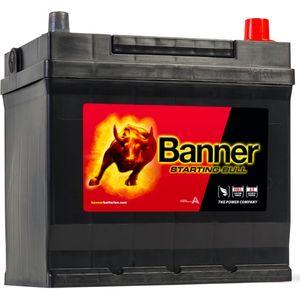 048 Banner Starting Bull Car Battery (54577)