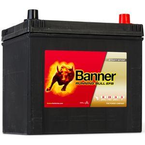 005L EFB Banner Running Bull Car Battery (56515)