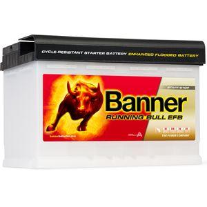 096 EFB Banner Running Bull Car Battery (57011)