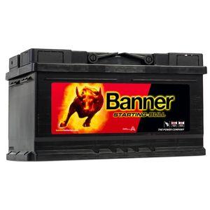 110 Banner Starting Bull Car Battery 58014