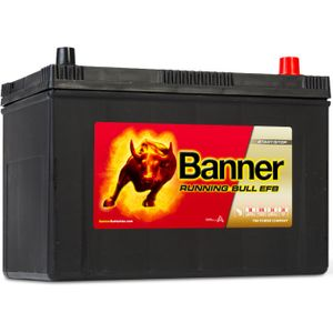 249 EFB Banner Running Bull Car Battery (59515)