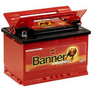 065 / 075 / 078 / 092 / 097 Banner Uni Bull Car Battery 50200