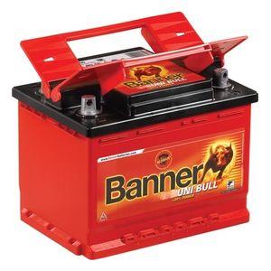 096 / 067 / 096R / 086 / 099 Banner Uni Bull Car Battery 50500