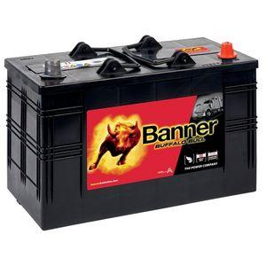 Banner Buffalo Bull Commercial Battery 61011 12V 110Ah Type 663FL