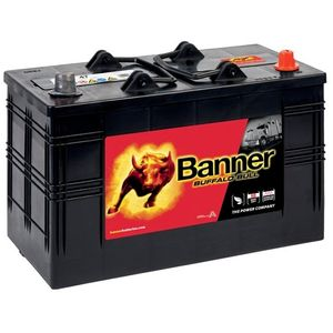 Banner Buffalo Bull Commercial Battery 61047 12V 110Ah Type 663