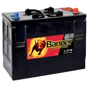 Banner Buffalo Bull Commercial Battery 62511 12V 125Ah Type 647