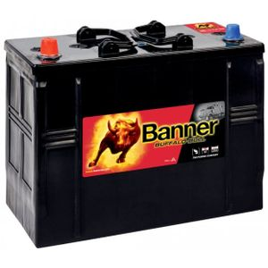Banner Buffalo Bull Commercial Battery 62513 12V 125Ah Type 648