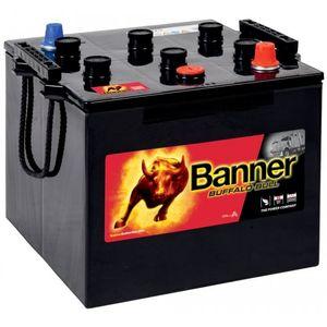 Banner Buffalo Bull Commercial Battery 62523 12V 125Ah Type 6TN