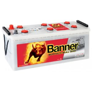 Banner Buffalo Bull SHD Commercial Battery 64035 12V 140Ah Type 637SHD