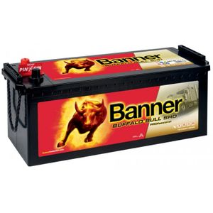 Banner Buffalo Bull SHD PROfessional Commercial Battery 64503 12V 145Ah Type 637SHD PRO