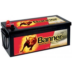 Banner Buffalo Bull SHD PROfessional Commercial Battery 72503 12V 225Ah Type 632SHD PRO