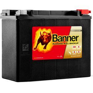 AUX 18L Banner Running Bull Backup Battery 51801