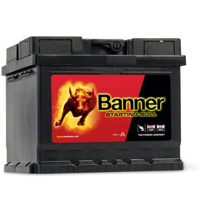 063 Banner Starting Bull Car Battery (54063 / 54409)