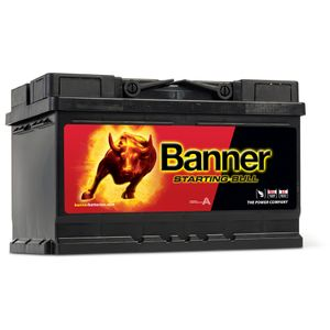 096 Banner Starting Bull Car Battery 57044