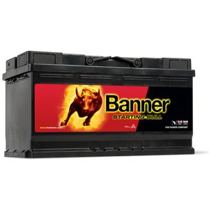 019 Banner Starting Bull Car Battery (59533)
