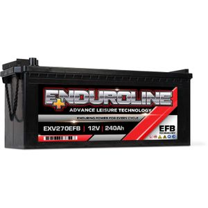EXV270EFB Enduroline Leisure Battery 240Ah