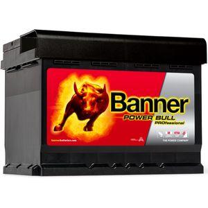 075 Banner Power Bull PROfessional Car Battery P6342