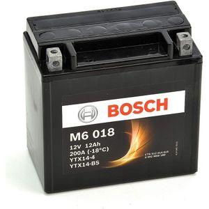 M6018 Bosch Bike Battery 12V