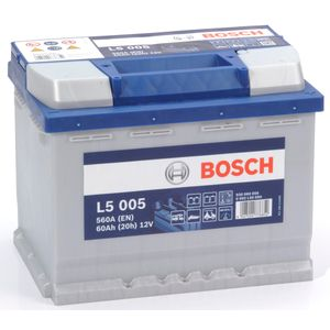 L5005 Bosch Leisure Battery 12V 60Ah L5 005