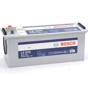 L5075 Bosch Leisure Battery 12V 140Ah L5 075