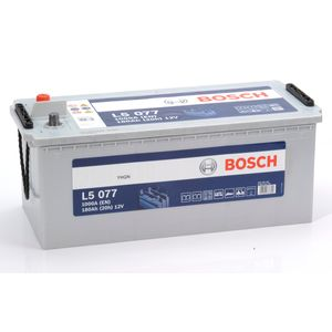 L5077 Bosch Leisure Battery 12V 180Ah L5 077
