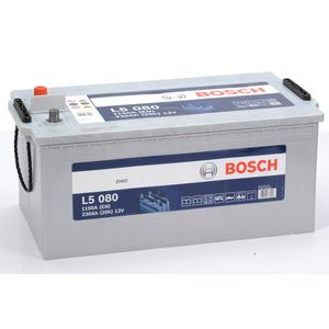 L5080 Bosch Leisure Battery 12V 230Ah L5 080