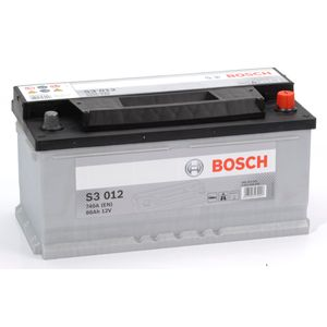 S3 012 Bosch Car Battery 12V 88Ah Type 017 S3012