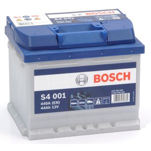 S4 001 Bosch Car Battery 12V 44Ah Type 063 S4001