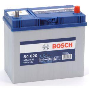S4 020 Bosch Car Battery 12V 45Ah Type 044 S4020