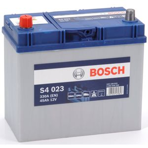 S4 023 Bosch Car Battery 12V 45Ah Type 049 S4023