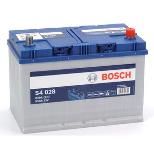 S4 028 Bosch Car Battery 12V 95Ah Type 249 S4028