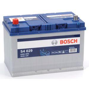 S4 029 Bosch Car Battery 12V 95Ah Type 250 S4029