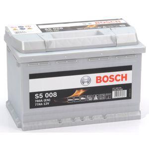 S5 008 Bosch Car Battery 12V 77Ah Type 096 S5008